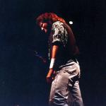 Gerry Goodman on stage