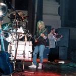 Dave LaRue On Stage