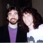 Ross and Rod Morgenstein